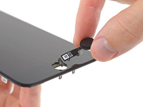Замена кнопки Home на IPhone