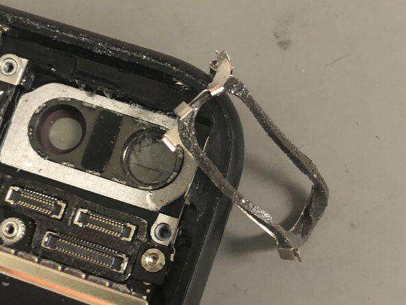 стекло на задней крышки iphone 7 замена