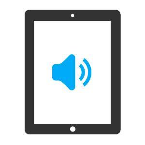 Заміна поліфонічного динаміка iPad Pro 9.7