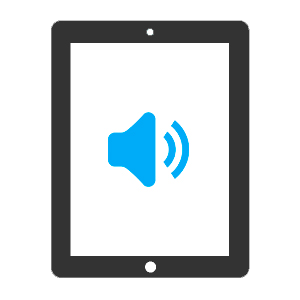 Замена полифонического динамика iPad Air
