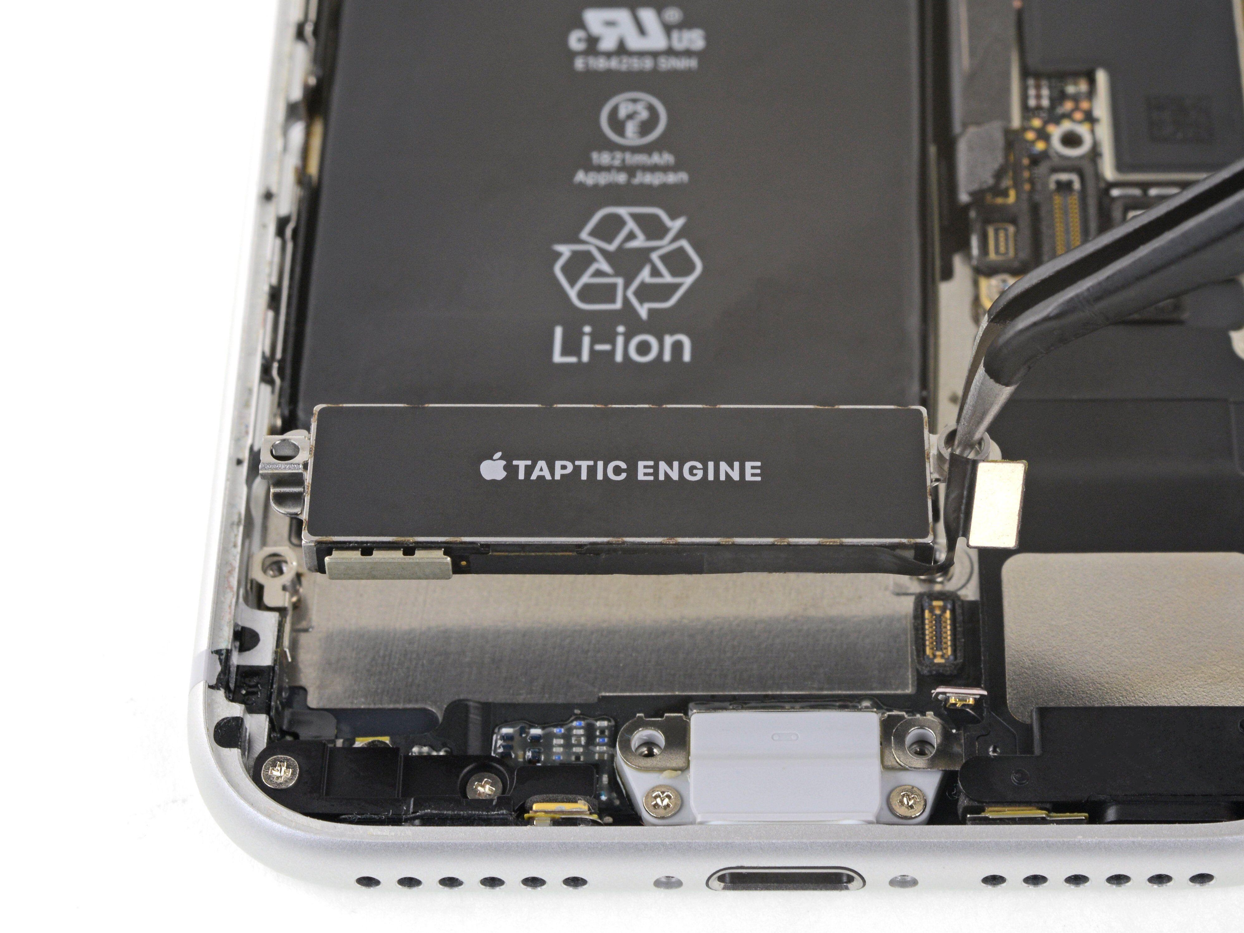 Заміна вібро iPhone 8 Plus