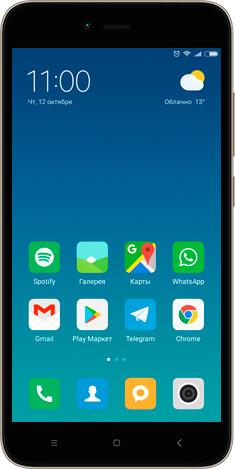 Ремонт Xiaomi Redmi Note 5A Prime
