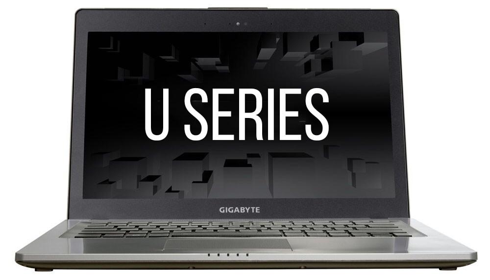 Ремонт Gigabyte U Series