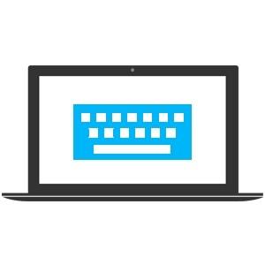 Замена клавиатуры (без пайки) HP Spectre Series