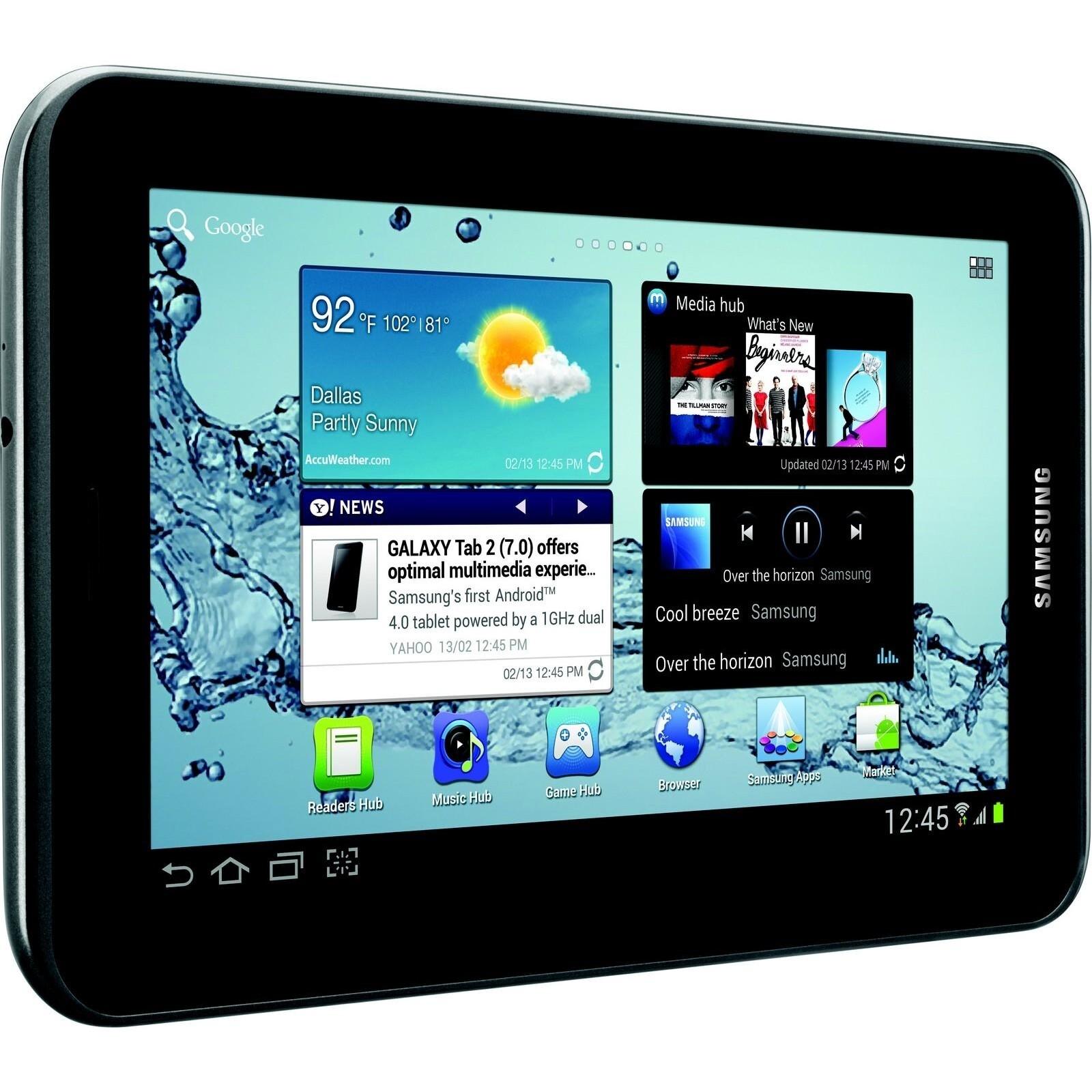 Ремонт Samsung Galaxy Tab 2